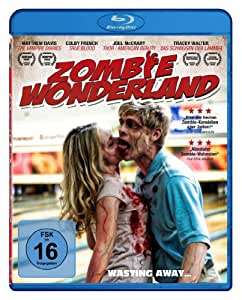 Zombie Wonderland [Blu-ray]