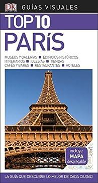 Guía Visual Top 10 París par  Varios autores