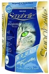 Sanabelle Katzenfutter Adult mit Geflügel, 10kg