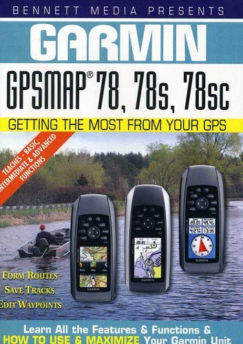 Garmin GPSMAP 78 (78, 78s, 78sc) Garmin Video-training, Gps