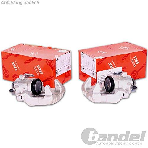 Preisvergleich Produktbild 2x Original TRW Bremssattel hinten links BHS324 + rechts BHS325