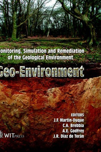 GeoEnvironment: Monitoring, Simulation and Remediation of the Geological Environment by Editors: J.F. MARTINDUQUE (2004-06-16)