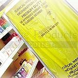 hanfare CX50/cwmd2Klinische Abfälle Tasche, Medium Duty, gelb (50Stück)