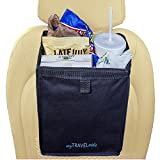MyTravelAide Car Bin - Unique, High Quality, Leakproof, Hanging Rubbish Bag for Vehicles