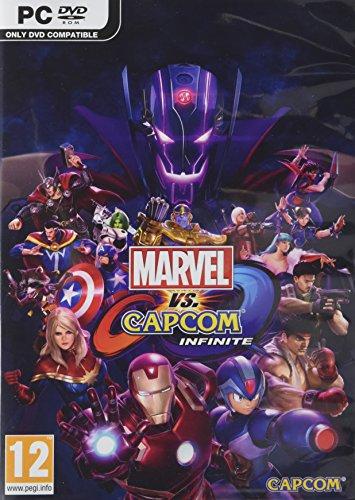 Marvel Vs Capcom Infinite (PC DVD) Con ITALIANO