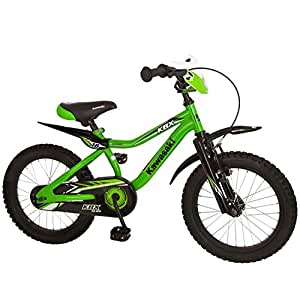 kawasaki kbx 16 jungen kinder fahrrad 16 zoll. Black Bedroom Furniture Sets. Home Design Ideas