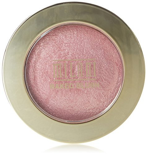 Milani MMBL01 - Colorete Baked Blush color Dolce Pink