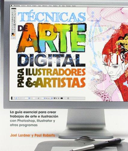 Técnicas de arte digital para ilustradores y artistas