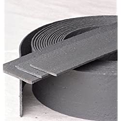 Rasenkante 25 m Beetumrandung Beeteinfassung Mähkante Profilkante 14 cm hoch ECOLAT