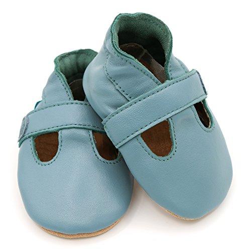 Dotty Calçados Do Para Azuis Macio Sapatos bar De Meninos Luz Meninos E De Bebê T Peixe De Couro Meninas Pdq6ZRq