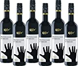 Feinkost Käfer Montepulciano d' Abruzzo Rotwein DOC Italien Trocken (6 x 0.75 l)