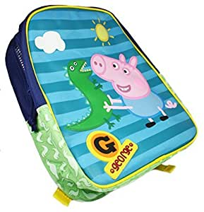 accademia 140955 backpack asylum george peppa pig basic by ACCADEMIA