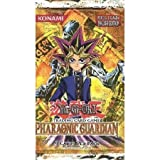 YuGiOh Card Game Pharaonic Guardian Booster Pack [Toy]
