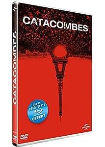 Catacombes [Blu-ray + Copie digitale]