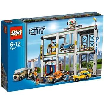 LEGO City 4207 Town Garage