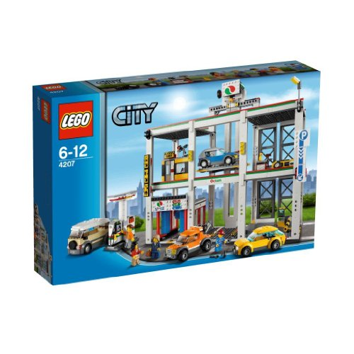 Lego City 4207 City Garage