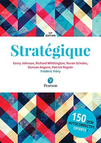 Stratégique 11e édition + Quiz par Frédéric Fréry