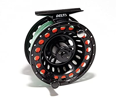 Airflo Delta Quick Release Large Arbour Lightweight Fly Fishing Reel by Airflo