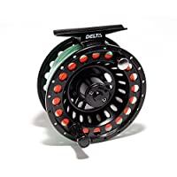 Airflo Delta Fly Fishing Reel 7/8 Size - Lightweight Quick Release Large Arbour Reel