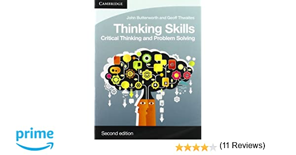 Critical thinking and problem solving pdf download