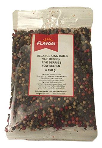 poivre-5-baies-cinq-baies-grains-100-grammes-excellente-qualite