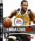 Electronic Arts NBA Live 08, PS3