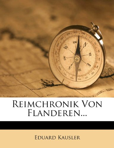Reimchronik Von Flanderen.