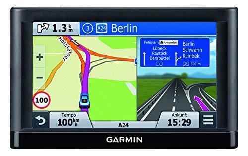 Preisvergleich Produktbild Garmin nüvi 65 LMT Navigationsgerät (lebenslange Kartenupdates,  Premium Verkehrsfunklizenz,  15, 2cm (6 Zoll) Touchscreen)
