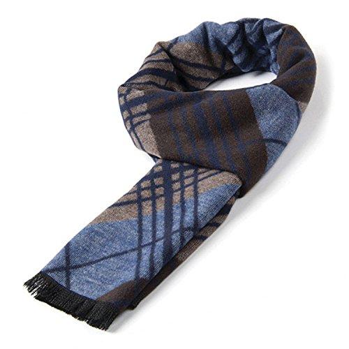 Da uomo morbida e calda signore misto lana poliacrilico cavo