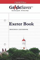 GradeSaver (TM) ClassicNotes: Exeter Book