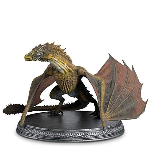 Statue des Harzes. Game of Thrones Collection Special Viserion 16 cms
