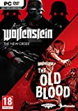 Wolfenstein The New Order and The Old Blood Double Pack (PC DVD) [Edizione: Regno Unito]
