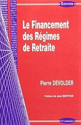 Le Financement des Régimes de Retraite