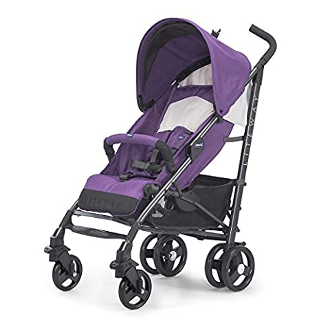 Chicco 08079546130000 Lite Way Buggy, Aster