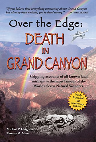 Over the Edge: Death in Grand Canyon (English Edition)