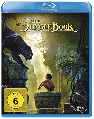 The Jungle Book [Blu-ray] (Disney-dvd Tarzan-walt)