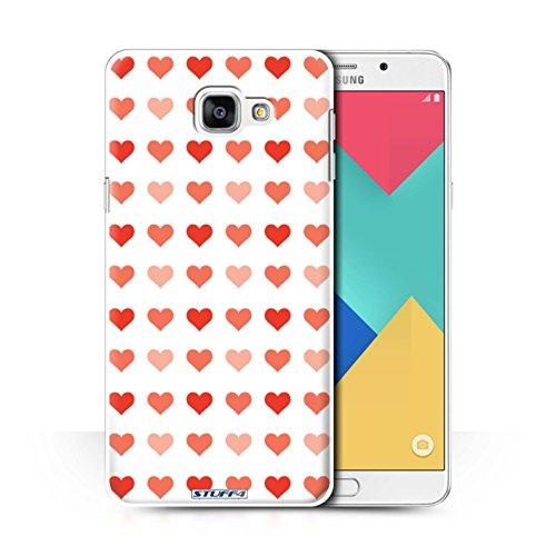 stuff4-telefono-cubierta-de-piel-sga9-estarcir-pendeford-love-heart-rosso