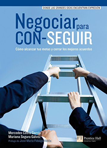 Negociar para con-seguir (FT/PH)