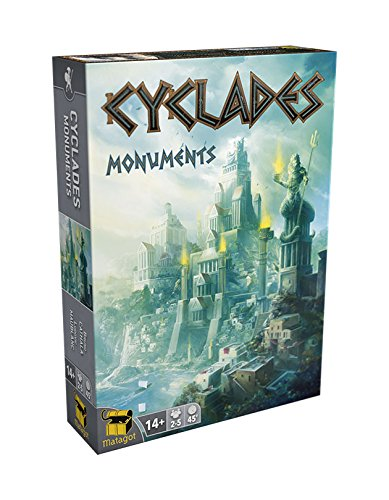 Cyclades Monuments - English