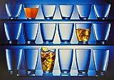 18 teiliges Gläserset Excellent in drei verschiedenen Größen - Longdrinkgläser, Saftgläser, Whiskygläser - Van Well