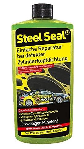 Steel Cylinder Head Gasket Seal-Defective-Easy repair of the bottle.