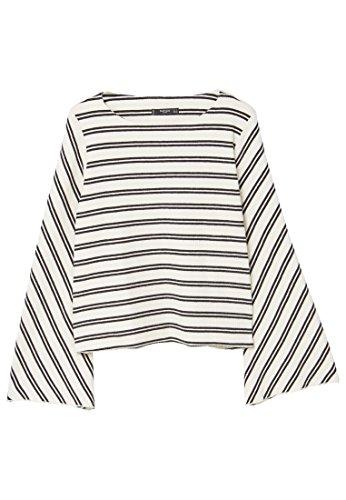mango-flared-sleeves-sweater-sizem-colorblack