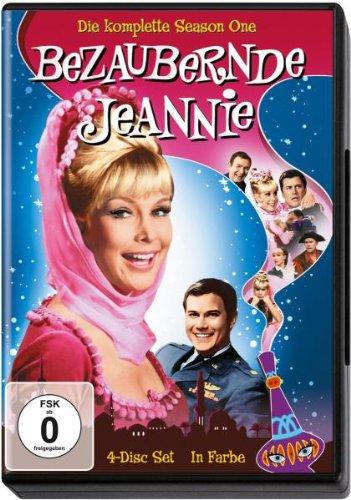 Bezaubernde Jeannie - Die komplette Season One [4 DVDs]