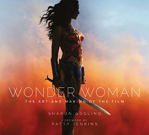 Batman Theater Kostüm - Wonder Woman: The Art and Making