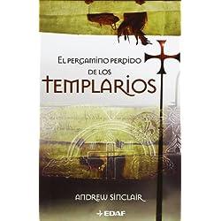 Pergamino Perdido De Los Templarios (Mundo mágico y heterodoxo)