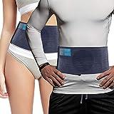 Everyday Medical Nabelbruch-Bandage Medizinischer Hernien-Gürtel | Nabelbruch-Stützgürtel für Schmerzlinderung bei Narbenhernien, epigastrischem Bruch, Leistenbruch - S/M (63-99 CM)