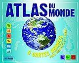 Atlas du monde : 5 cartes animées pour découvrir la Terre