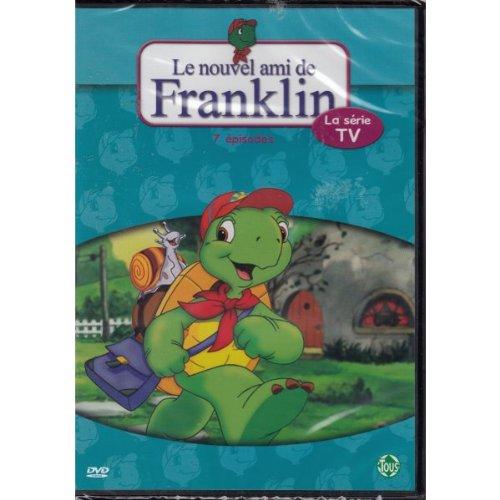 le-nouvel-ami-de-franklin-dvd
