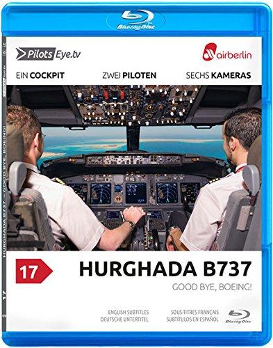 PilotsEYE.tv | HURGHADA | Cockpitmitflug B737 | airberlin |