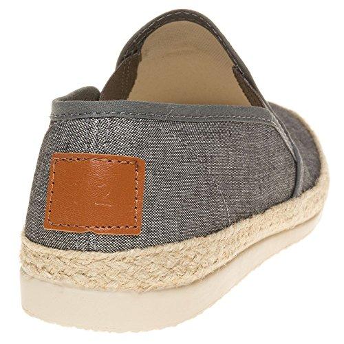 Sole Buckly Herren Schuhe Grau Grau